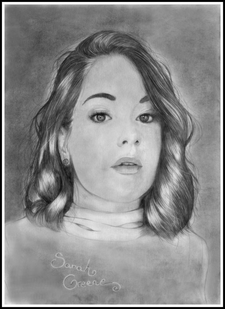Sarah Greene por skall